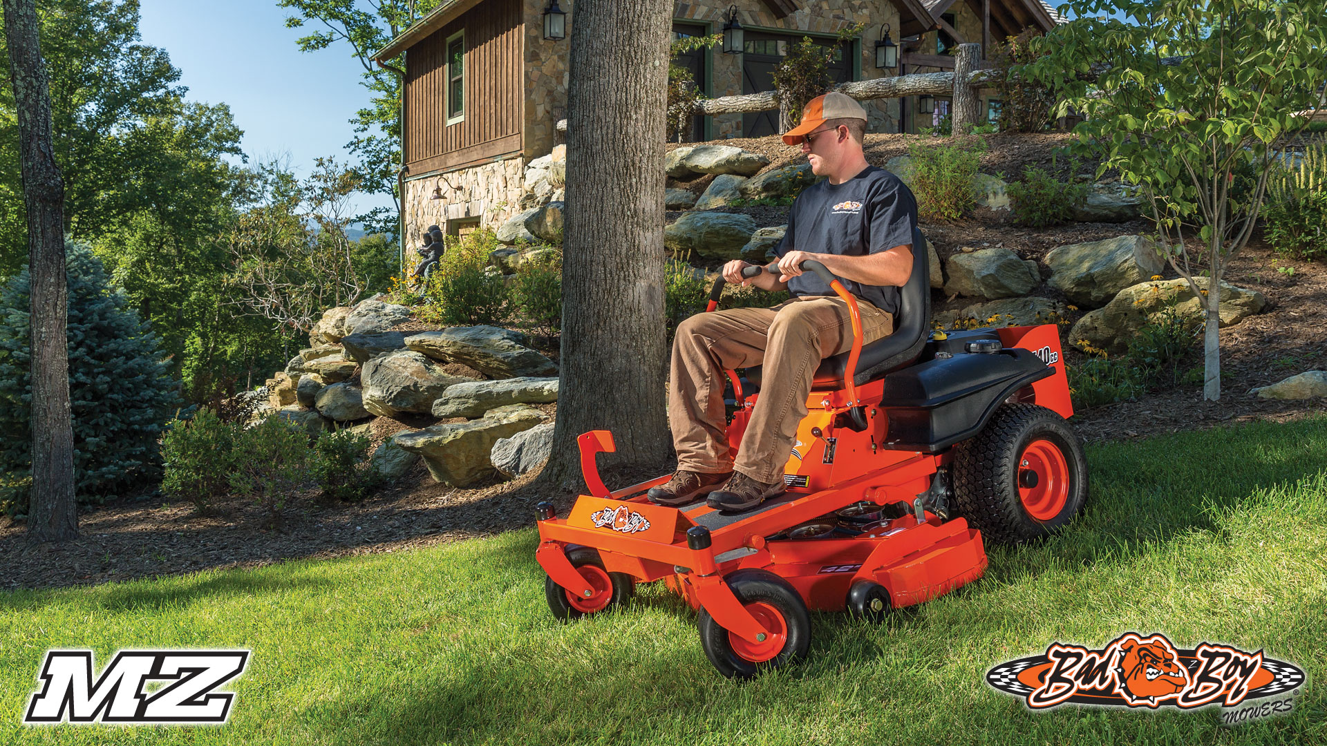 Bad Boy MZ 2106 Zero Turn Mower