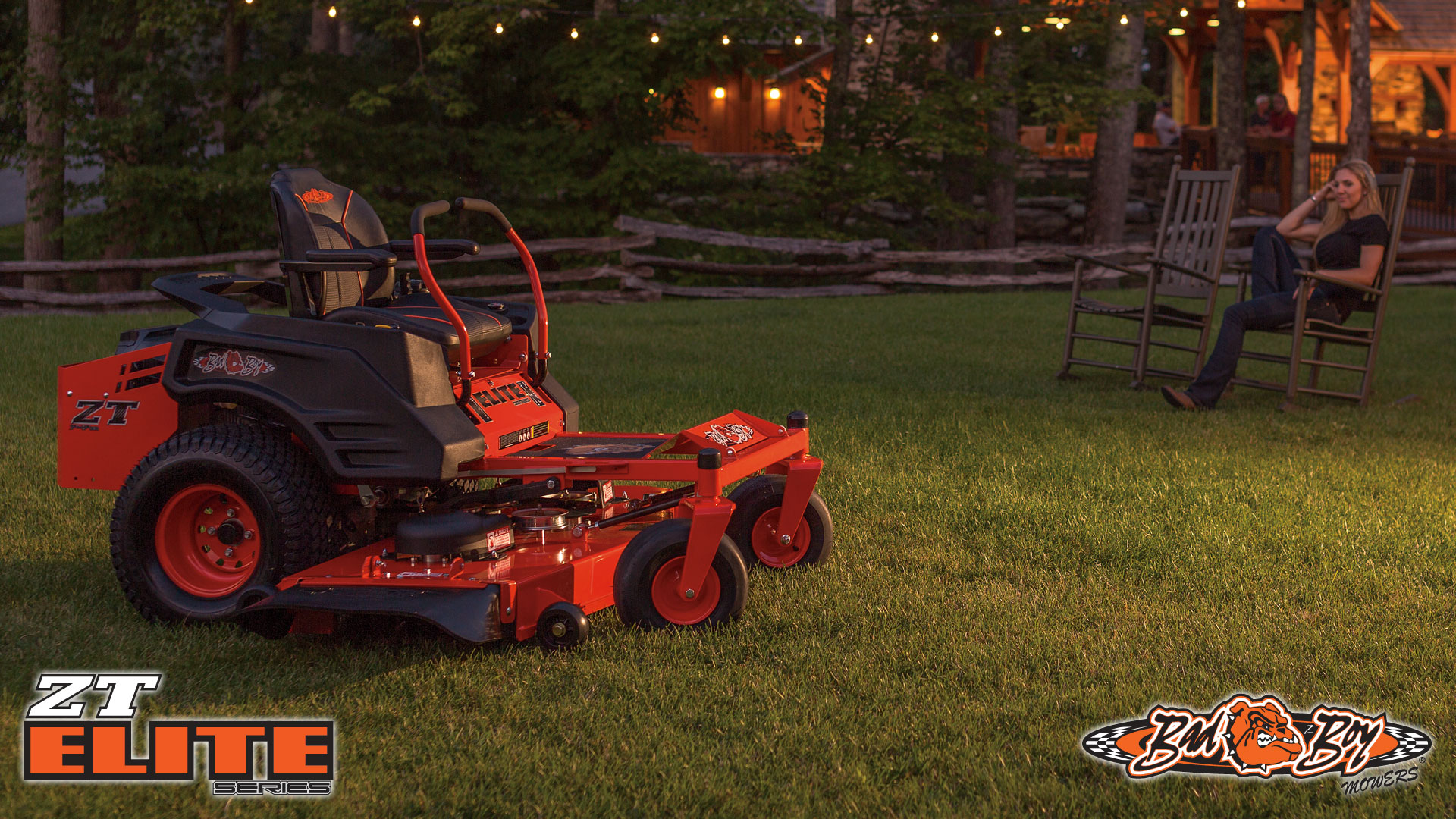 Bad Boy ZT Elite 2016 Zero Turn Mower