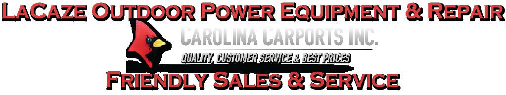 Carolina Carports Banner
