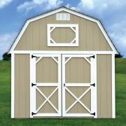 Derksen 0019 painted lofted barn thmb