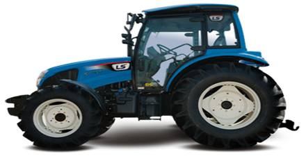 LS XP Series Tractors