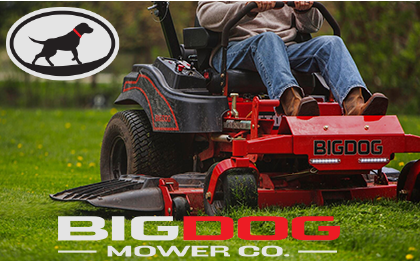 Big Dog Mowers